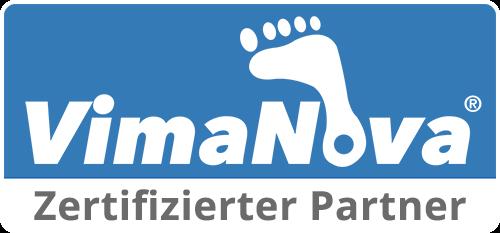 VimaNova Partner-Badge