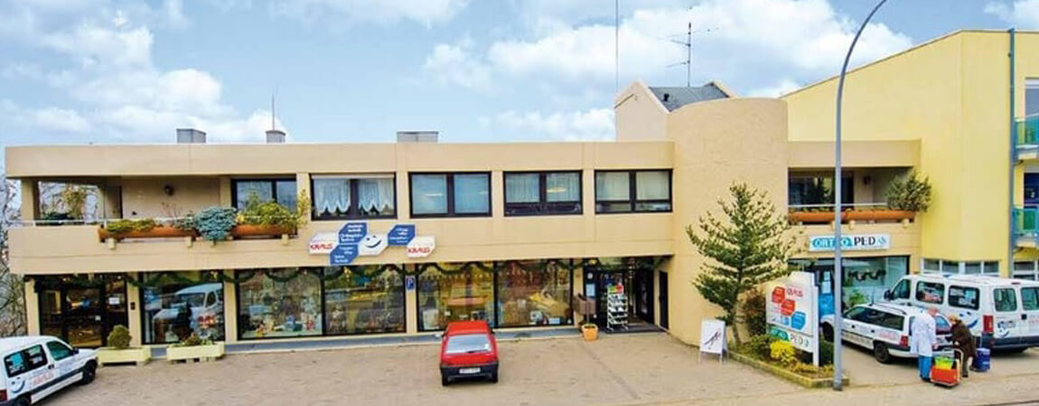 Orthopädie-Zentrum Kraus GmbH