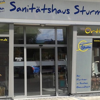Sanitätshaus Sturm
